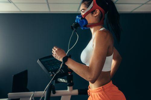 Leistungsdiagnostik in Zürich Analyse der Atemgase von Sportlern