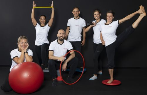 physiotherapie kreis 5 - therapeuten team von medathletik
